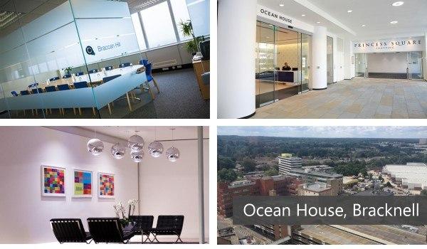 Ocean House, Bracknell