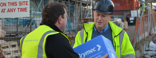Brymec Delivery On Site